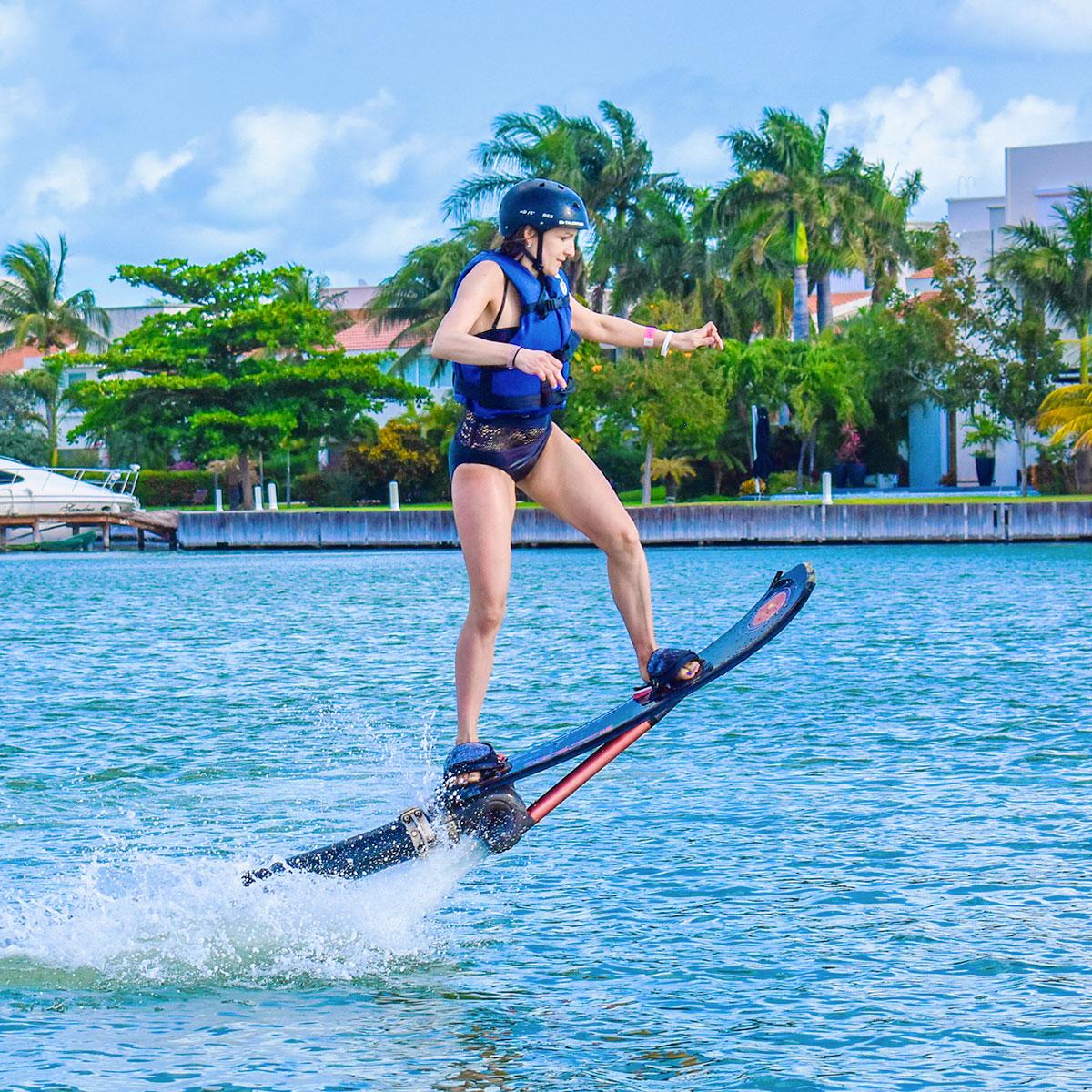 Hoverboard Adventure