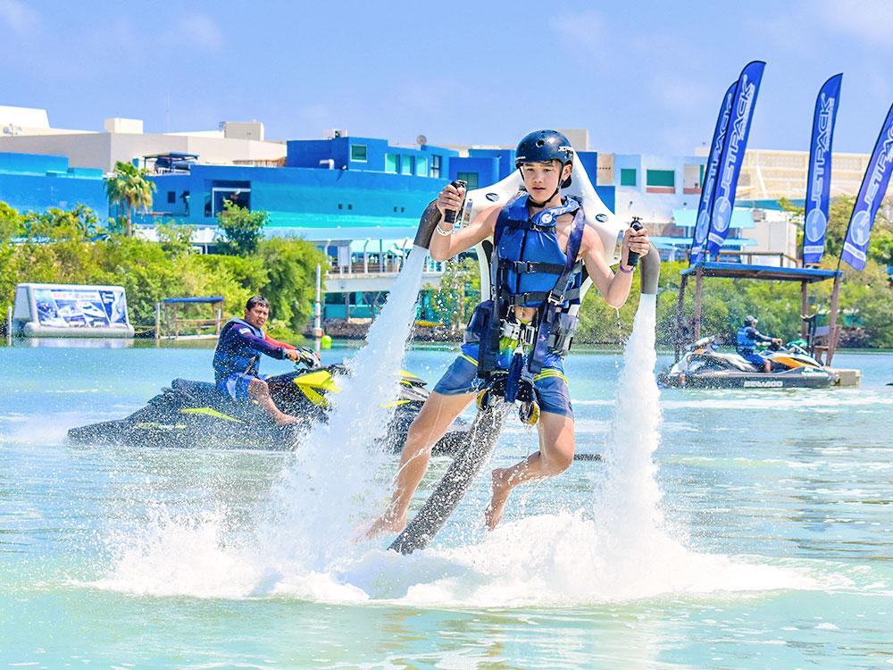 Jetpack Cancun